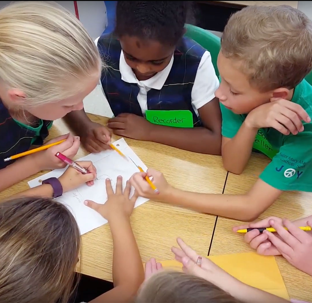 Cahtolic School St. Louis